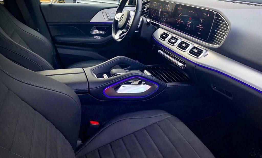 Mercedes-Benz GLE SUV 350 d 4matic A/T