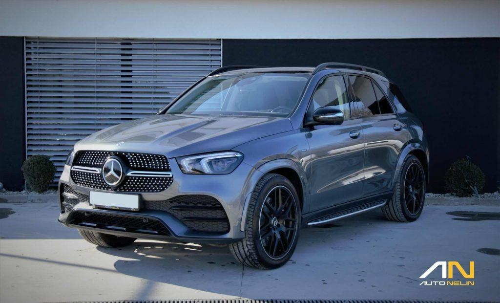 Mercedes-Benz GLE SUV 350de 4matic